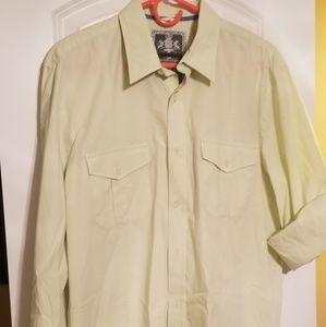 Express Long Sleeve Casual Shirt